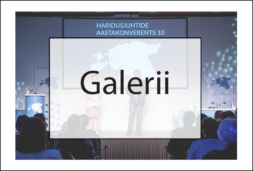 Haridusjuhtide Aastakonverents 2017 galerii